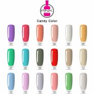 СЕРИЯ CANDY GEL COLOR 15ml