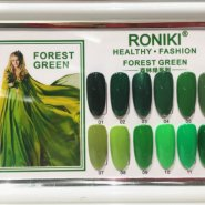 FOREST GREEN GELCOLOR RNK 8ml