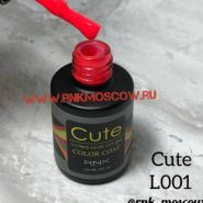 Серия CUTE COLOR COAT 10ml